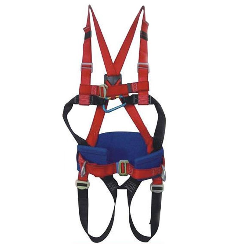 背带式安全带